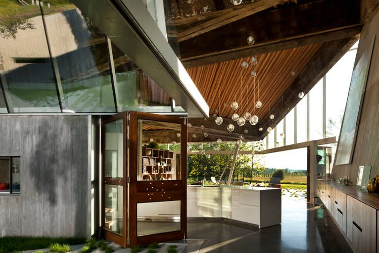 omer arbel office designrulz 14. A Family House Built On Rural Acreage Designed By Vancouver Based Architect Omer Arbel Office Designrulz 14 S