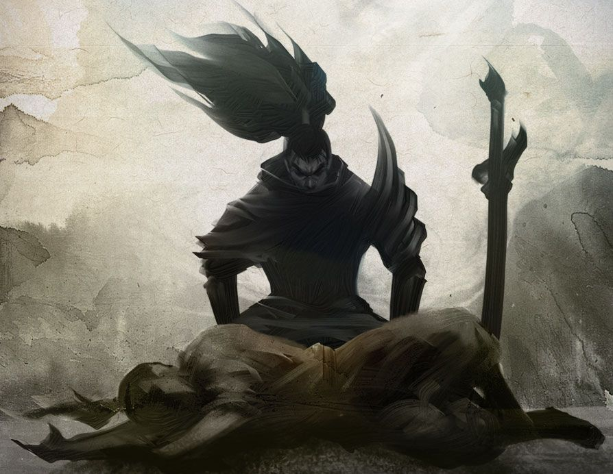 Yasuo is kill they Brother Yone  LeagueOfLegend  League of legends yasuo, League of Legends e