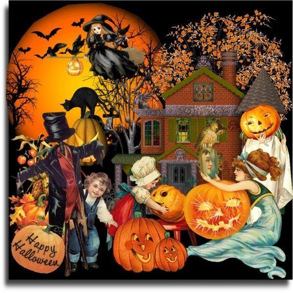 Found On Bing From Www Pinterest Com Halloween Artwork Halloween Art Halloween Clipart