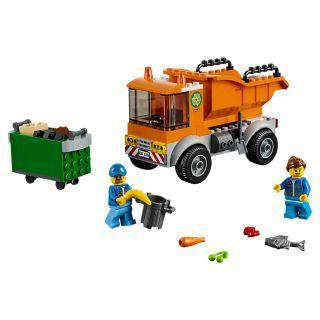 Vuilniswagen 60220 City Offici 235 Le Lego 174 Winkel Nl