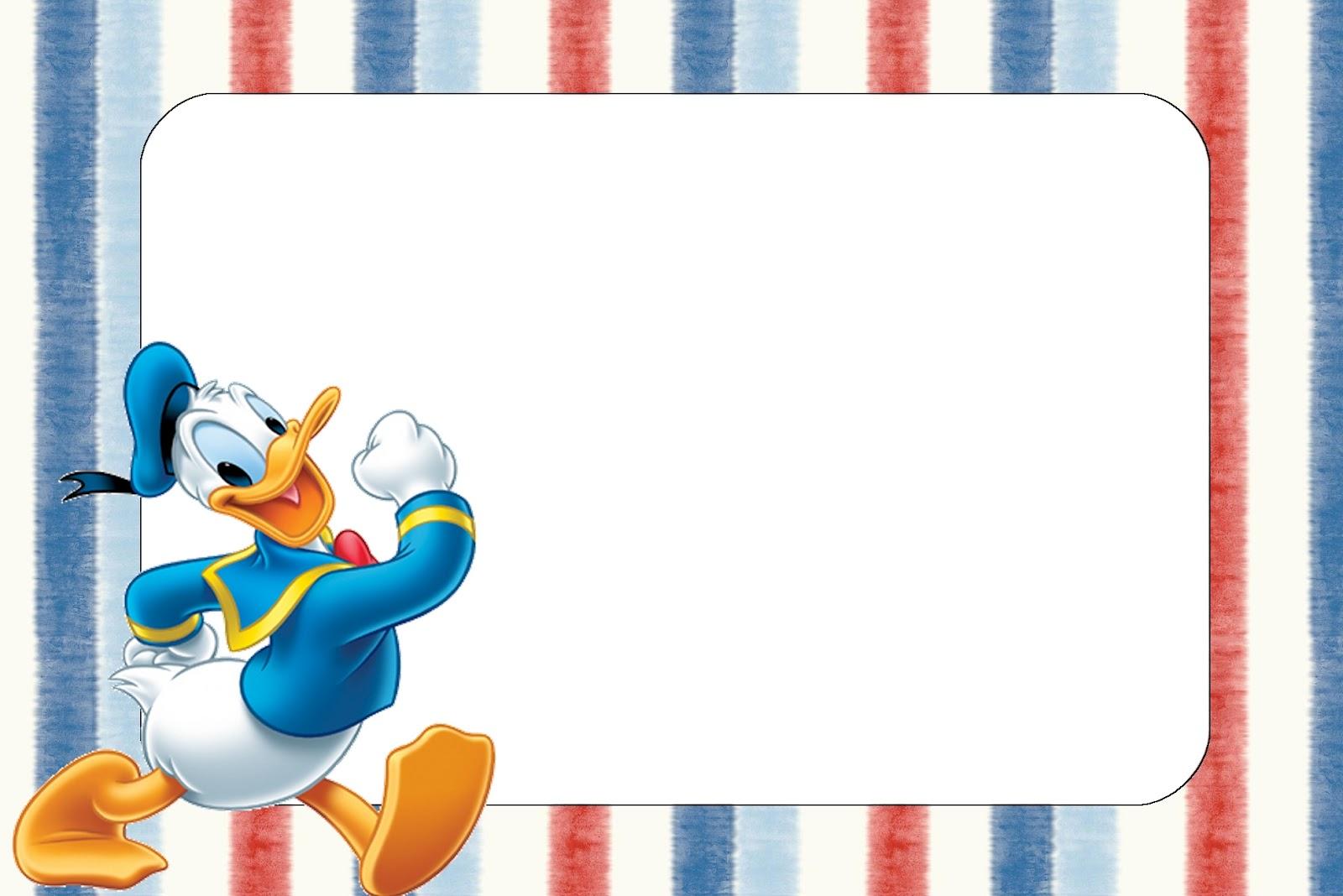 Fazendoanossafesta 05 Pato Donald Kit