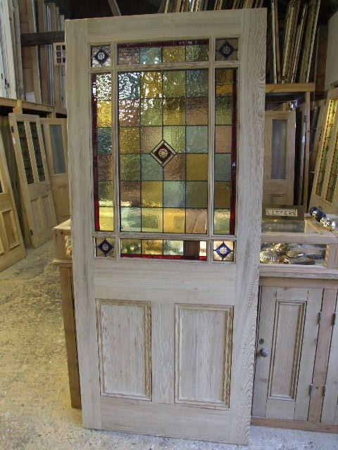 Interior Stained Glass Doors Google Search My Door Is Always