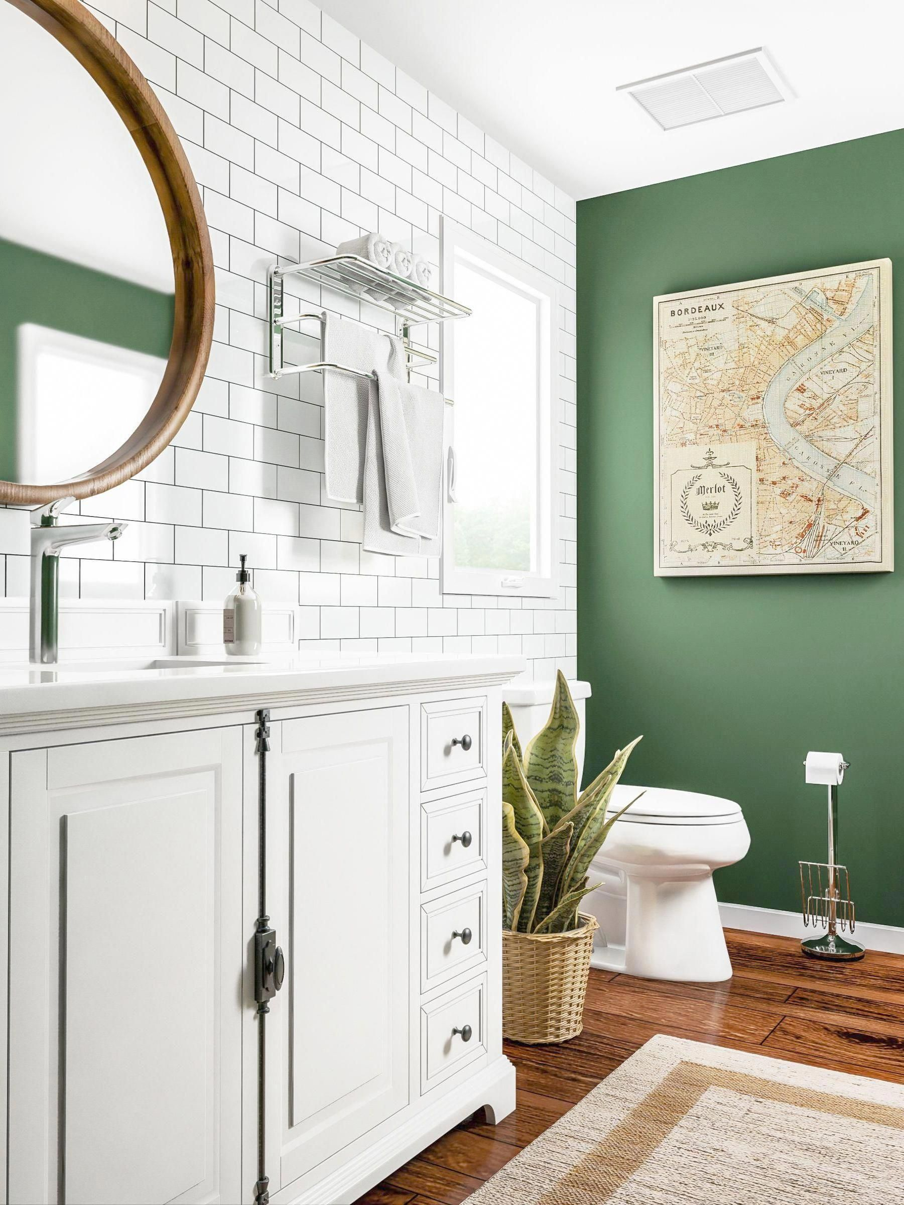 39 spectacular luxury bathroom green to make your