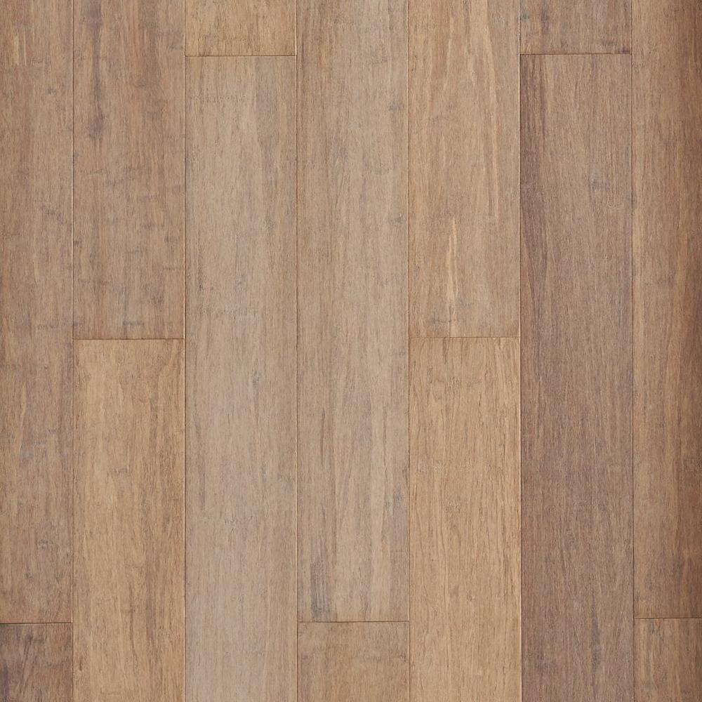 Beachwalk Smooth Locking Water Resistant Stranded Engineered Bamboo Bamboo Flooring Flooring Wood Floors Wide Plank