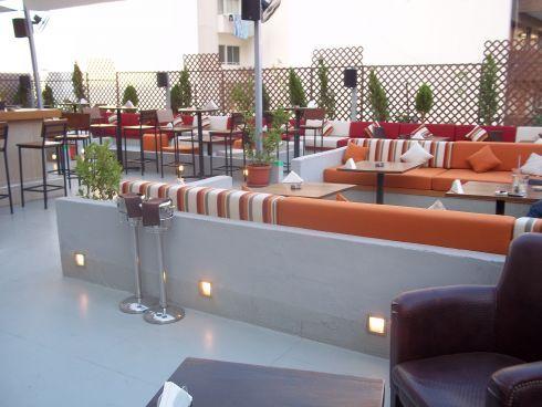 La Terraza De La Estancia Lounge Gemmayzeh Beirut La