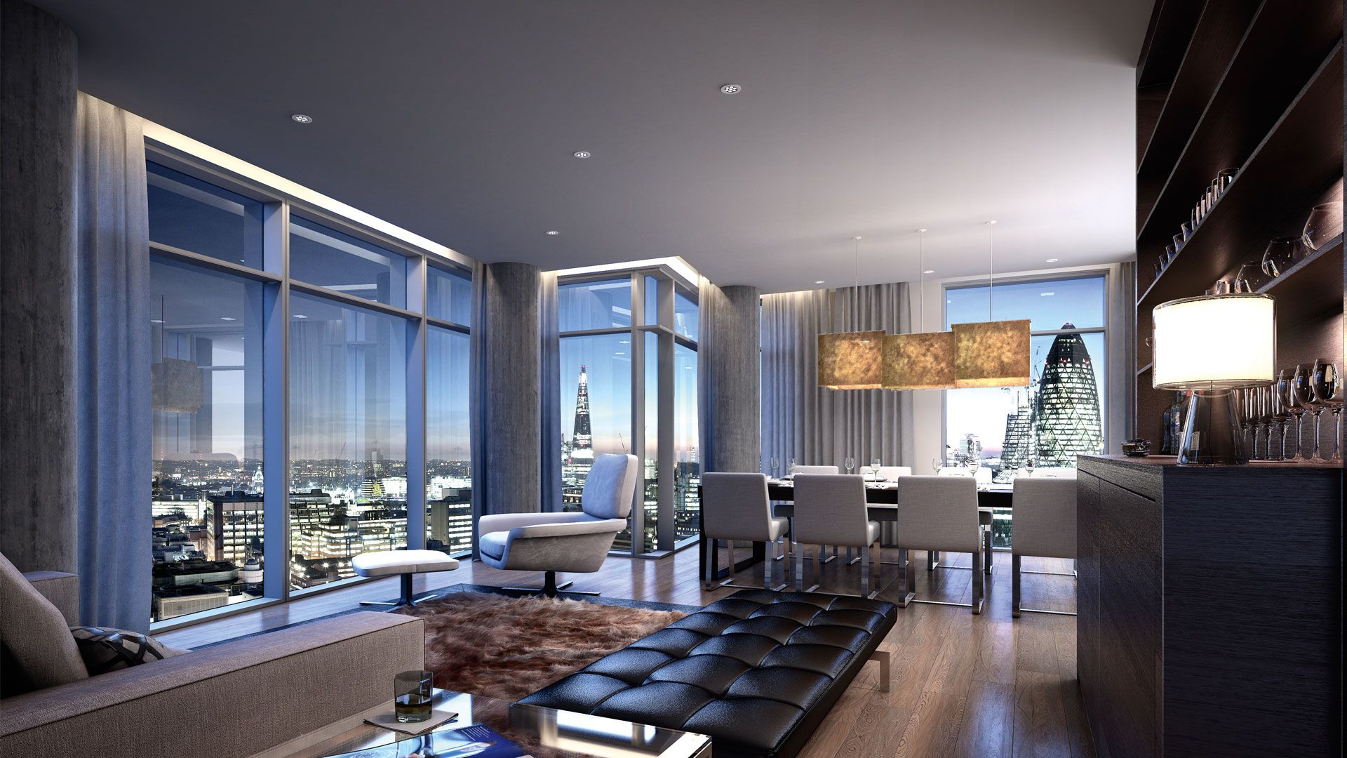 The London Collection Luxury Apartments By Redrow London ...