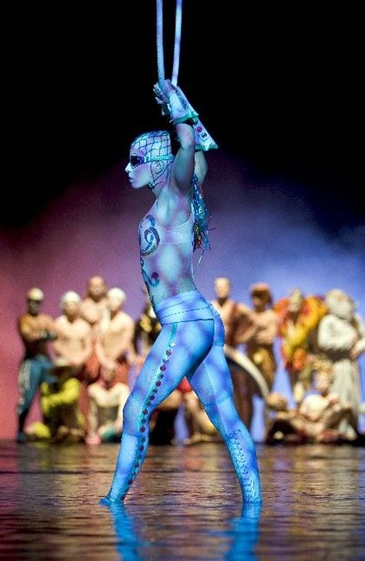 The Best Las Vegas Shows are Cirque Du Soleil Shows in