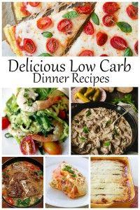 These low carb recipes are a way to start eating healthy. We live a low carb, ketogenic lifestyle, and easy low carb recipes like these have helped us stick to it without getting bored.