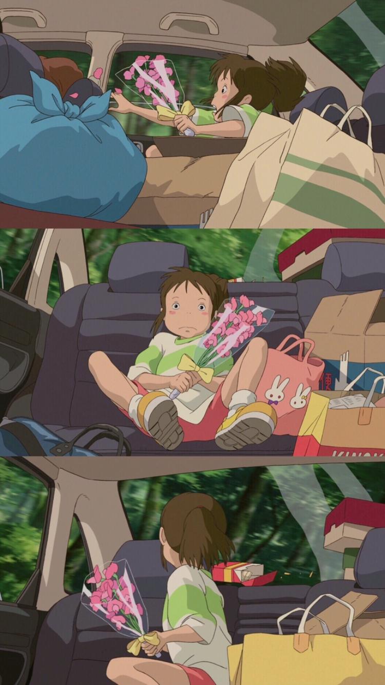 센과 치히로의 행방불명 Studio Ghibli Characters Studio Ghibli Art Studio Ghibli