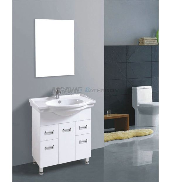 Hangzhou MGAWE Sanitary Ware Co.,Ltd Provide The Reliable Quality 36 Vanity  Cabinets For