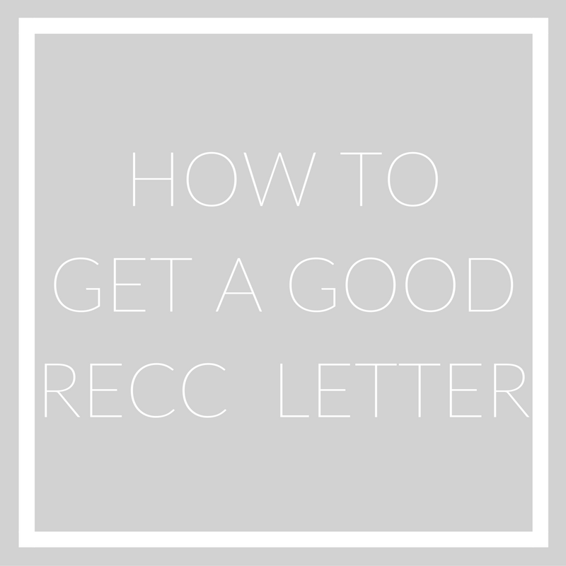 How to Get an Awesome Letter of Recommendation For Medical