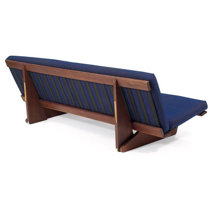 Harbo Solvsten Tivoli Df 22 Sleeper Sofa For Komfort 1960