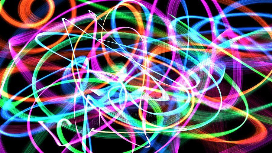 Rave Wallpaper Neon Lit Wallpaper Music Wallpaper