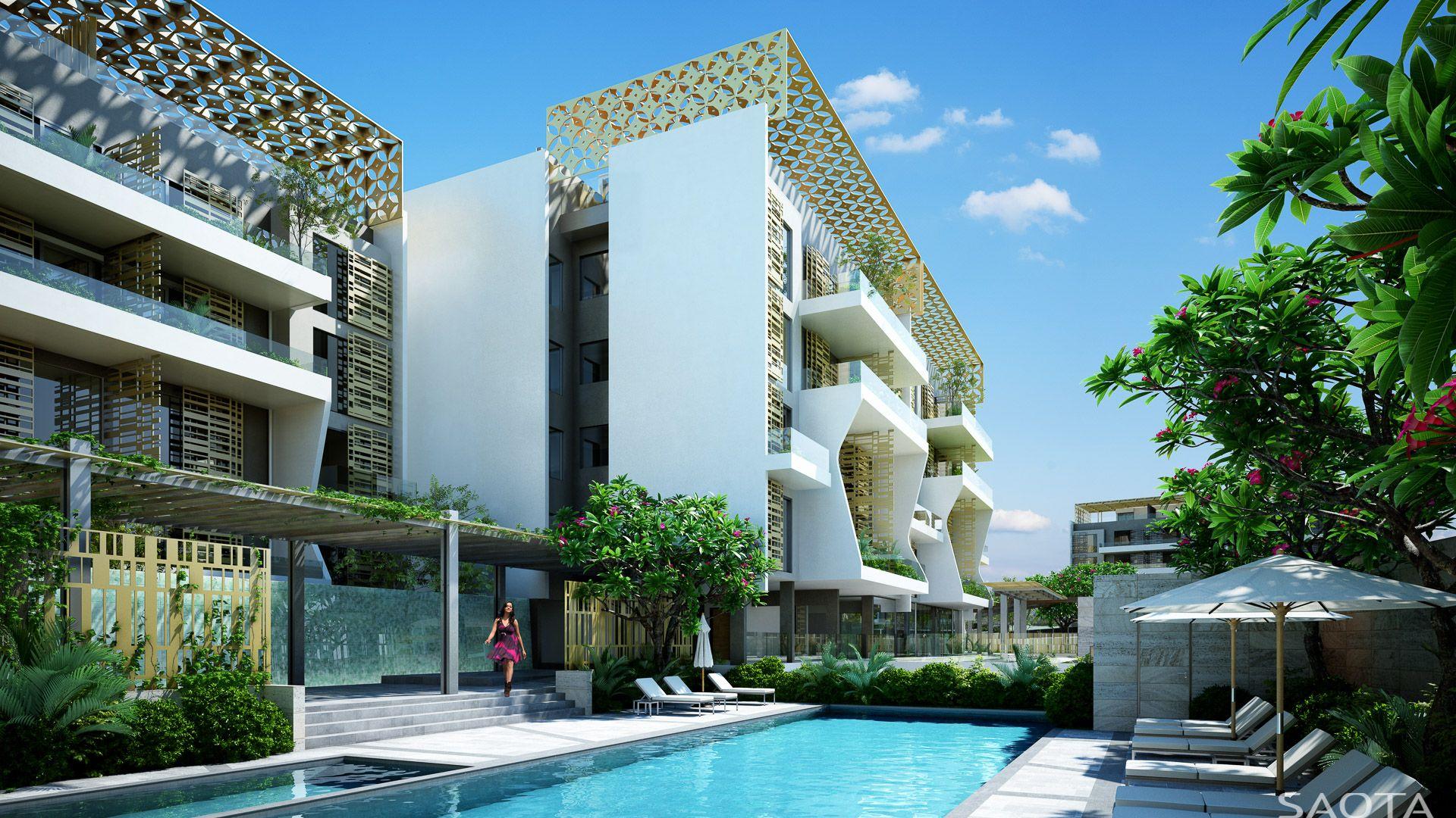 IN PUNE - SAOTA Architecture and Design