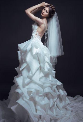 Easy Elegance by Jessica Sim - 009   Wedding Dress   Pinterest ...