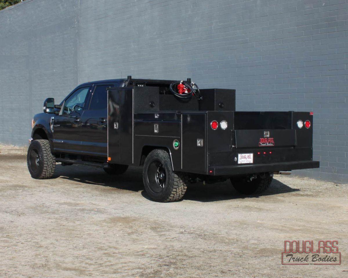 Douglass Truck Bodies Custom Truck Beds Trucks Work Truck