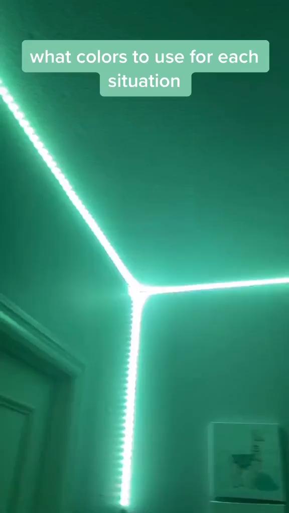 Tiktok Led Lights Video Led Lighting Bedroom Led Room Lighting Led Strip Lighting