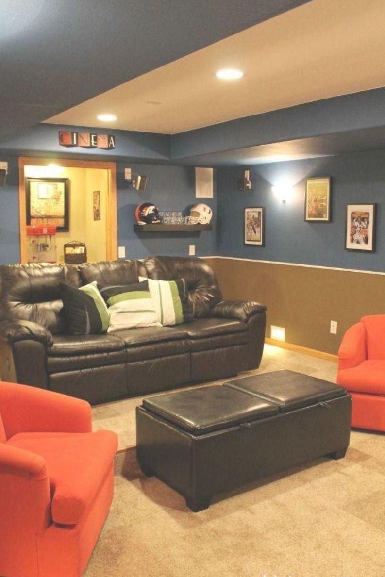 home theater movie room done on a budget hometheaterideas