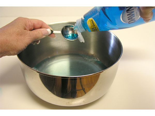 How To Clean Grease From Kitchen Cabinet Doors With Images