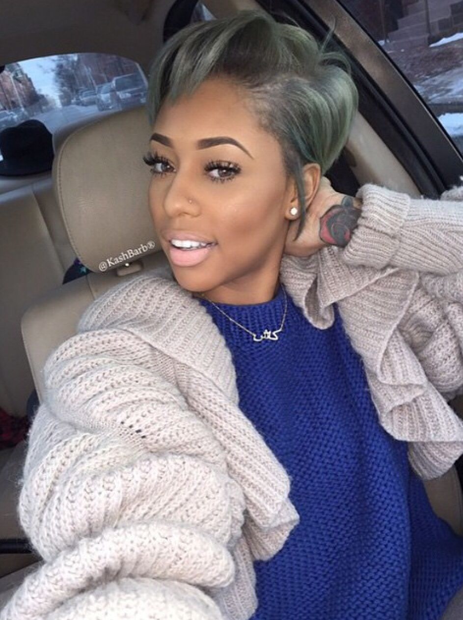 Images about hair colors and styles on pinterest - Instagram Coconut Chanel Pinterest Lacoconutchanel Dope Hairstyleswe Heart Ithair