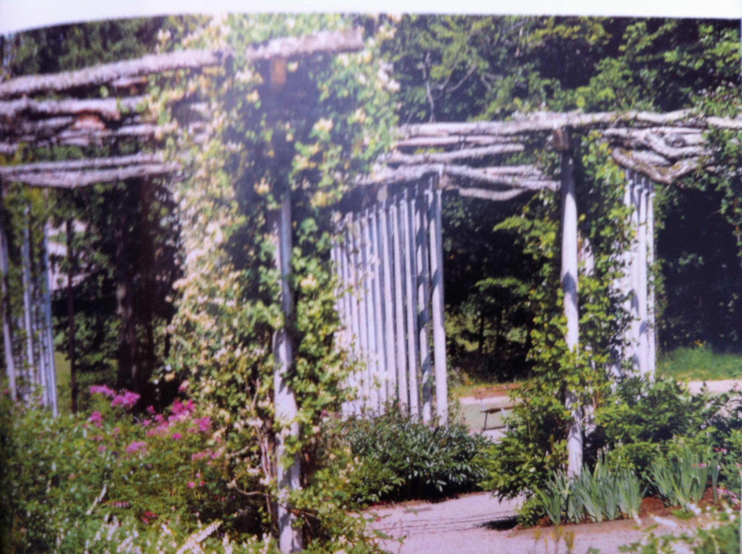 The Scented Garden. Designed By Sven Ingvar Andersson
