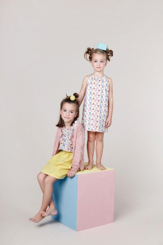 moda infantil 1995