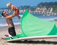 The Makai Sport Hut Beach Shelter Tent.
