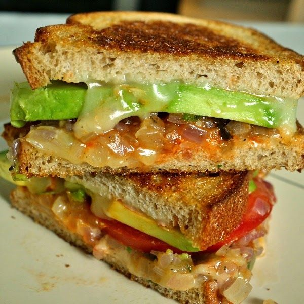 Dressed Up Grilled Cheese Sandwiches #farmhouserulesrecipes