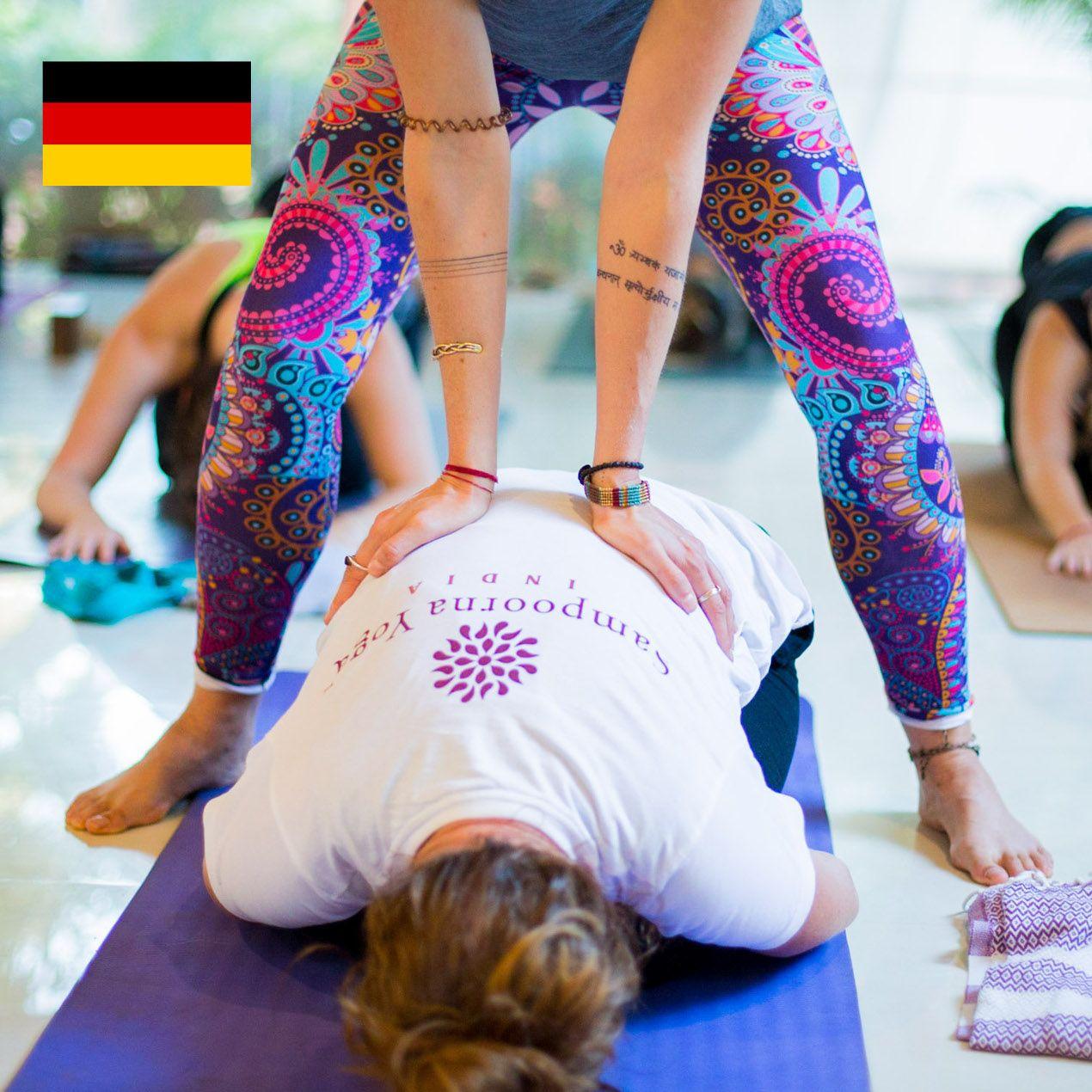 German 200 Hours Teacher Training 200 Hour Yoga Teacher Training Yoga Teacher Training Yoga Teacher Training Course