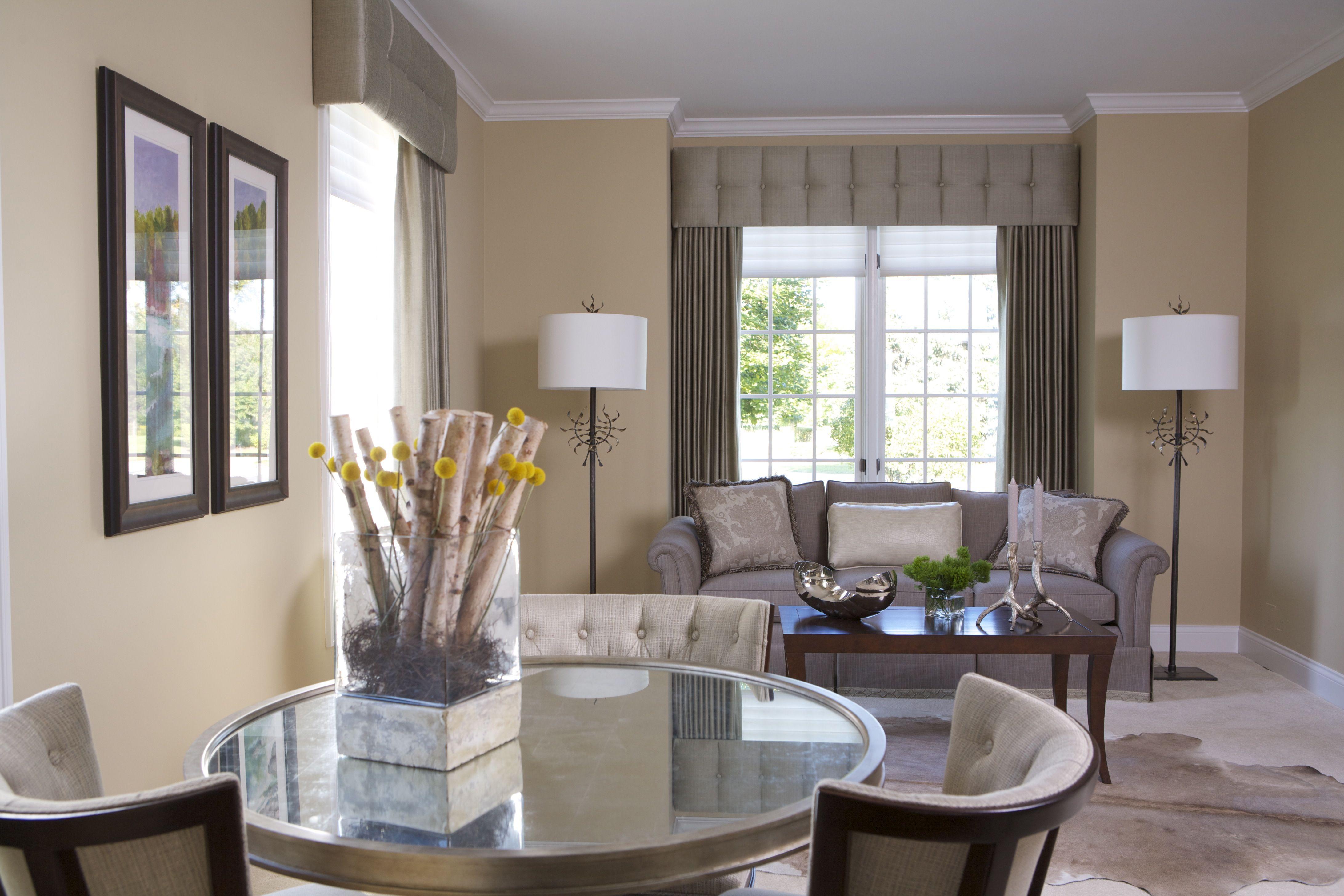 Sweet Peas Design Living Room