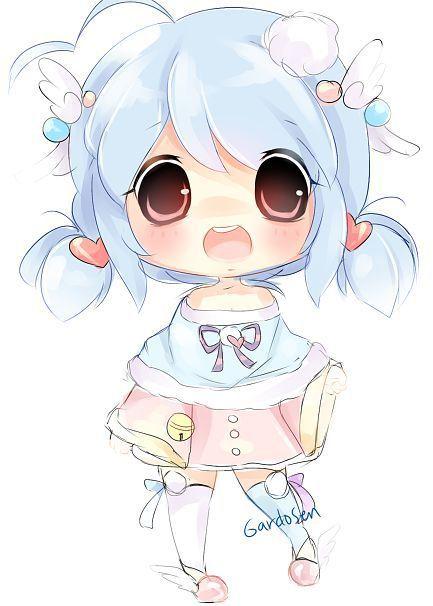 Kawaii Anime Pigtails Chibi Cute Anime Chibi Anime Chibi Kawaii Chibi
