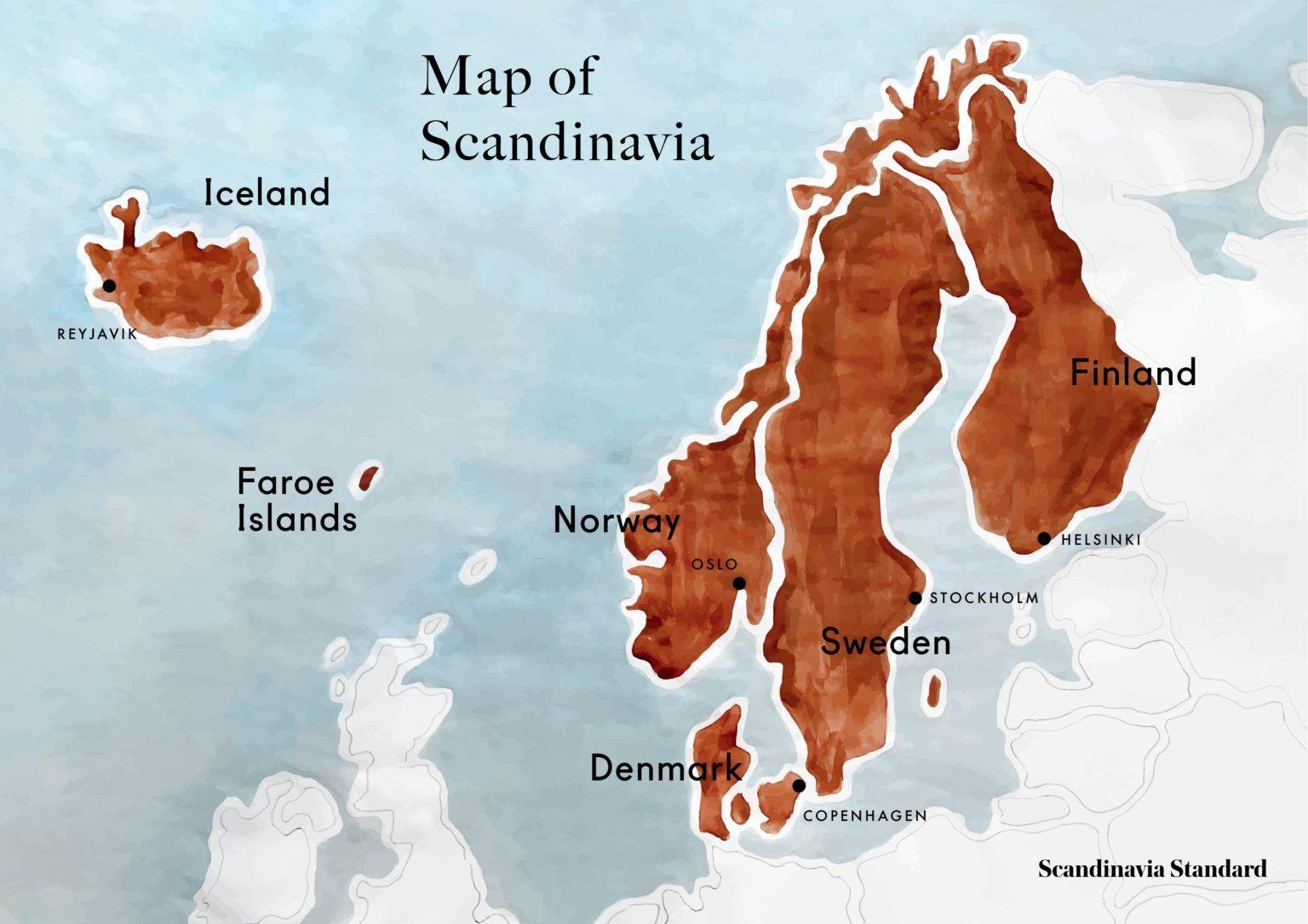 Discover The Best Maps Of Scandinavia Chrisann Timbie Discover The Best Maps Of Scandinavia Discover The Best Maps Of Scandinavia Chrisann Disc I 2020