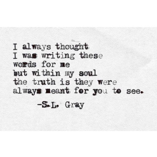 Sl Quotes | Sl Gray Poetry Pinterest Quotes Love Quotes And Poem Quotes
