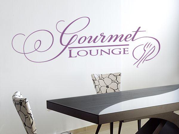 Perfektes Wandtattoo für Küche oder Essbereich W40 Office
