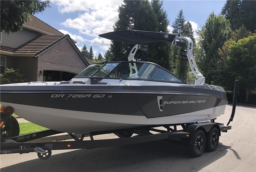2018 Nautique 210 Super Air Nautique For Sale in Vancouver