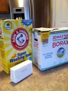 Homemade Liquid Laundry Detergent I Try To Make My Own Everything