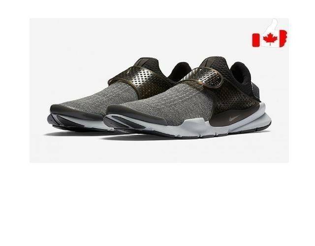 b03f0f7e392 NEW NIKE Sock Dart SE Premium Mens US Sz 10 Grey Blk Running Cross Trainer  Shoe  fashion  clothing  shoes  accessories  mensshoes  athleticshoes (ebay  link)