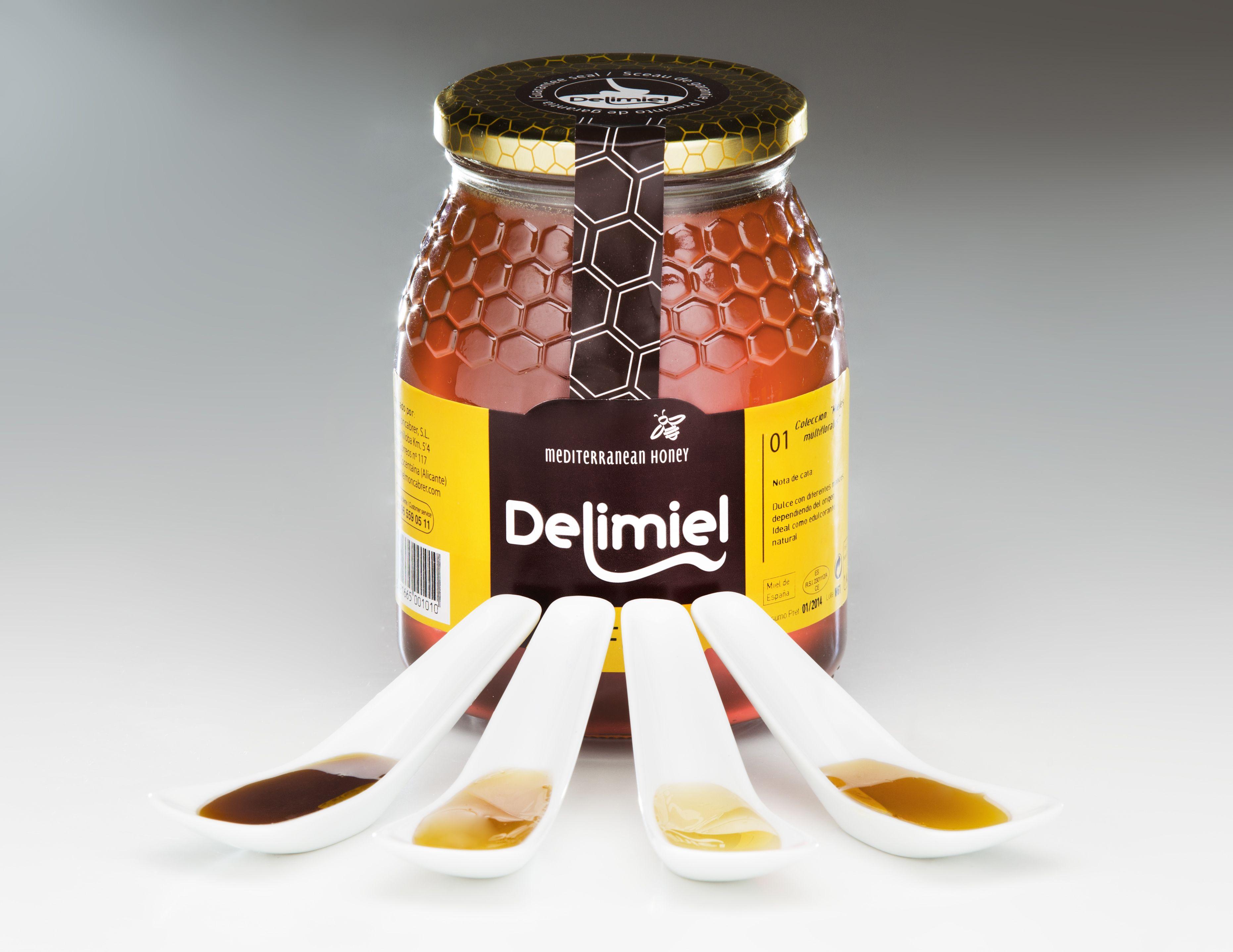¿ Qué miel te va a gustar?   www.mielmoncabrer.com