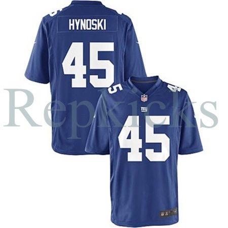 Nike Henry Hynoski New York Giants Game Jersey - Royal Blue ... 4ad7cca010a