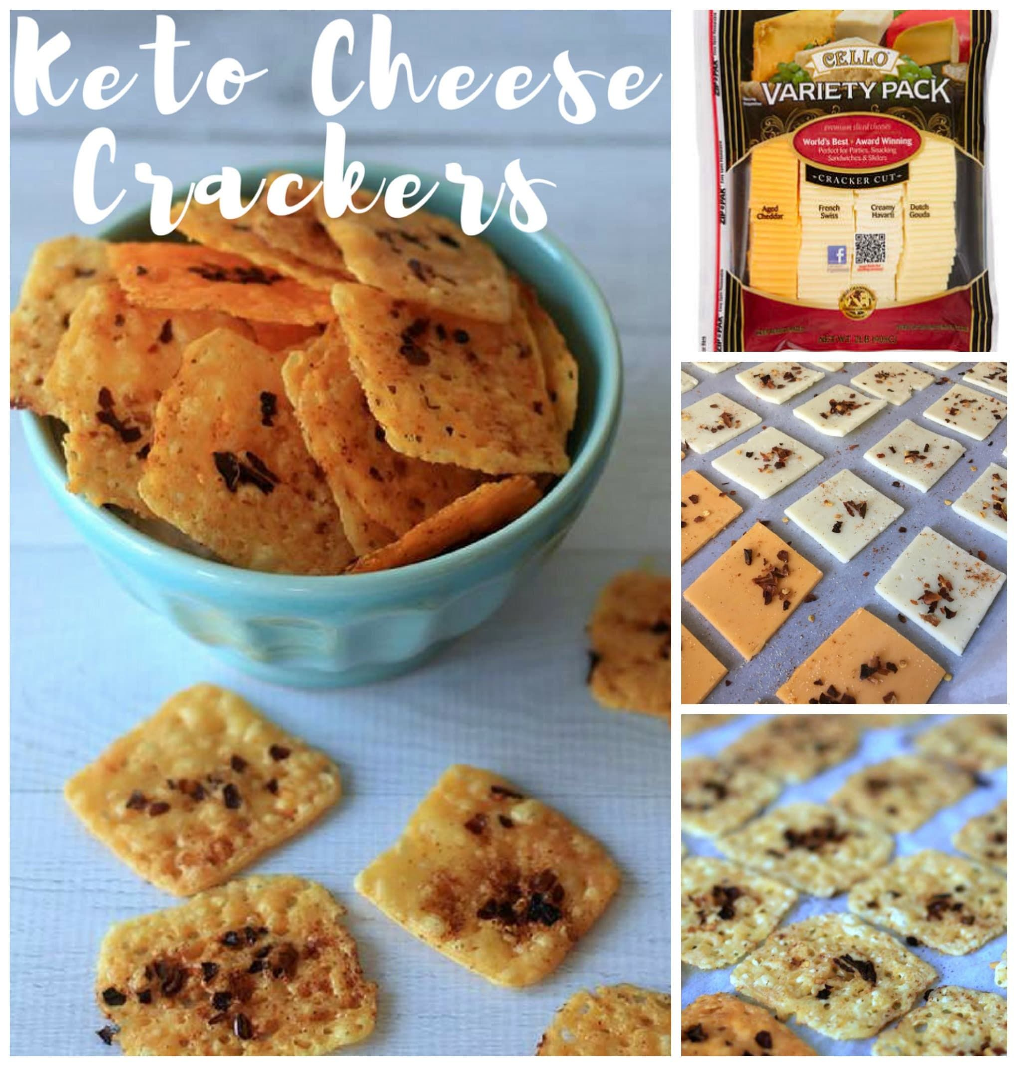 best snack crackers for keto diet