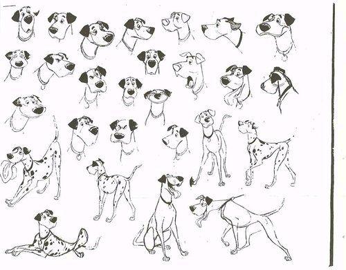 19 One Hundred And One Dalmatians Ideas Disney Concept Art Concept Art Disney Art