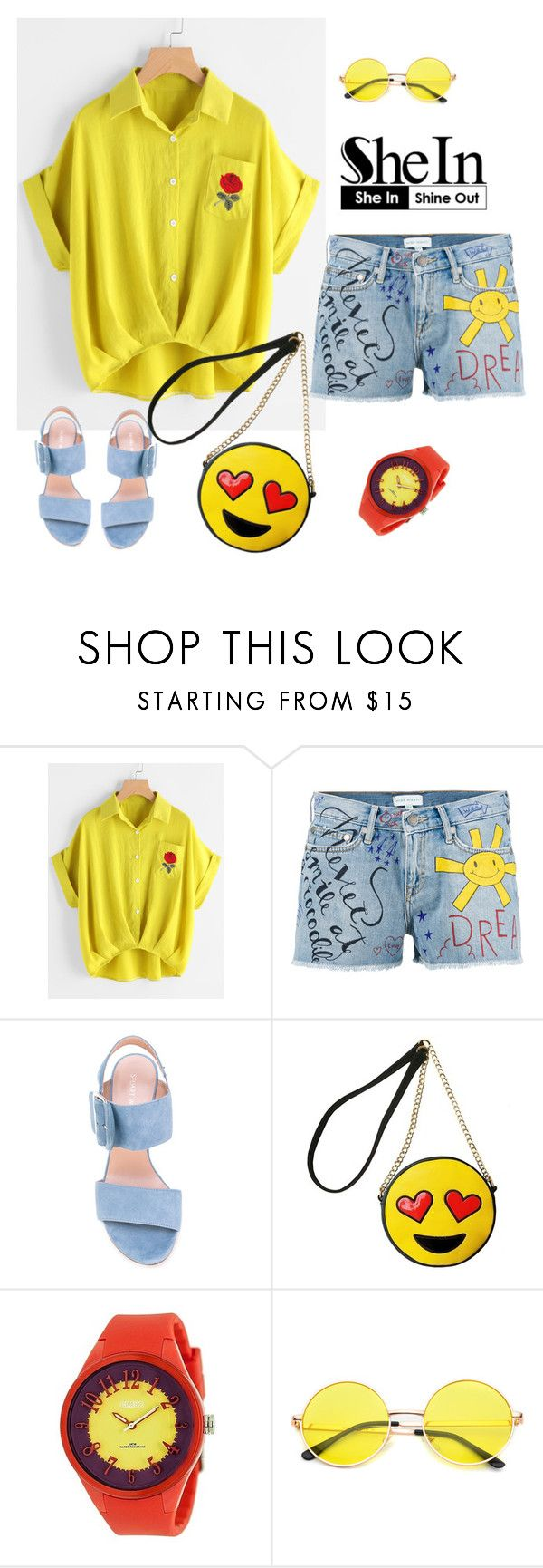 """""""outfit 6168"""" by natalyag ❤ liked on Polyvore featuring Mira Mikati, Stuart Weitzman, Olivia Miller and Crayo"""