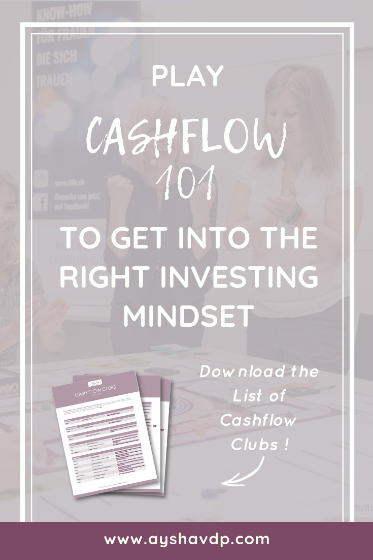 Play Cashflow 101 And Get Into The Right Investing Mindset The