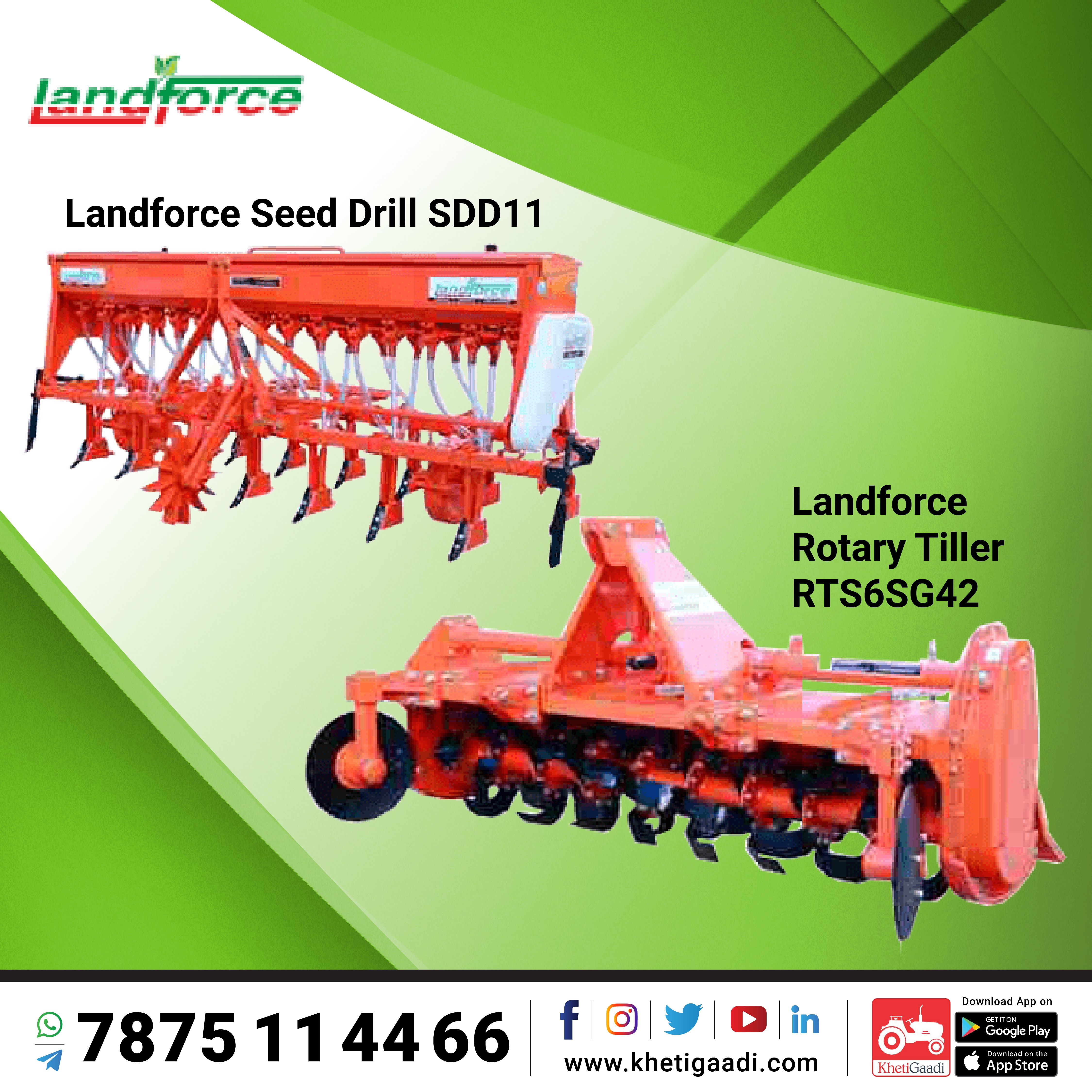 Landforce Implement in 2020 Tractor attachments, Tractor