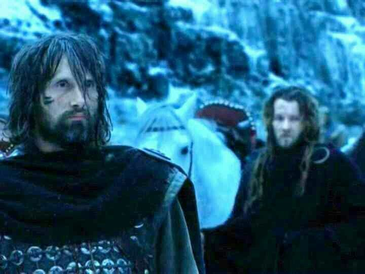 King Arthur ~ Mads MikkeLsen As Tristan