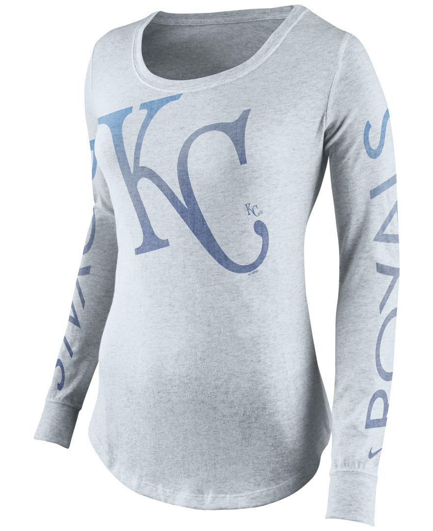 Nike Women's Kansas City Royals TShirt Nike women, Kc