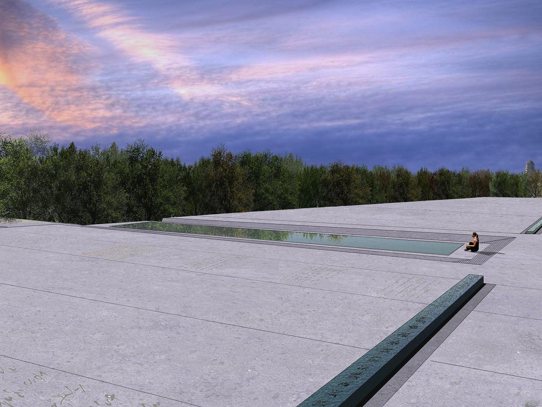 Gallery - Famen Temple Zen Meditation Center Winning Proposal / OAC - 23