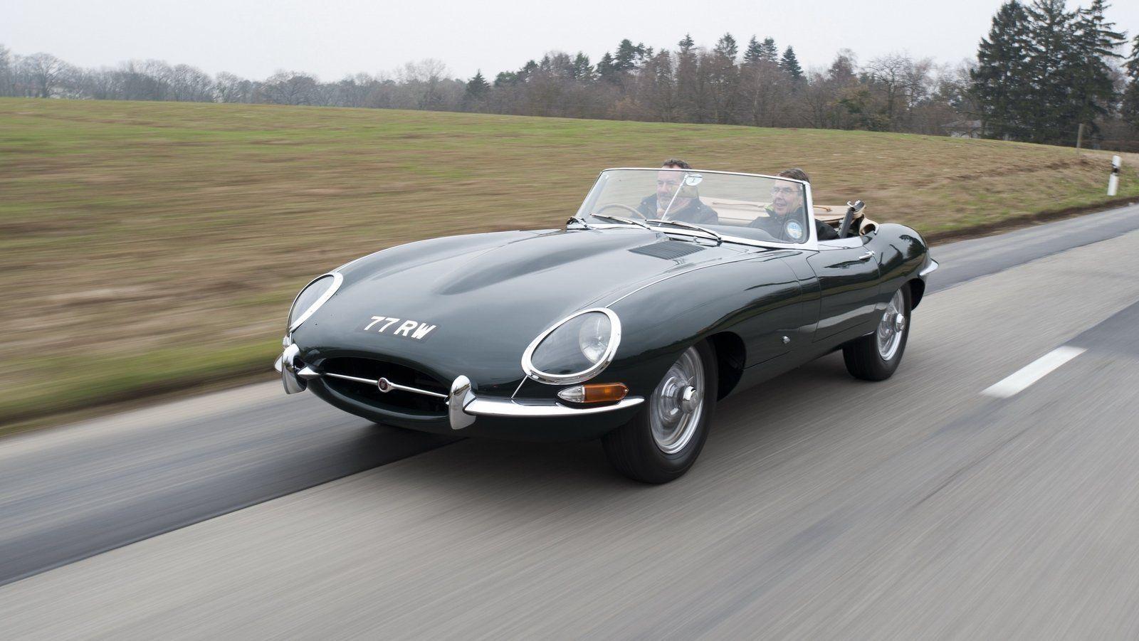 1961 1968 Jaguar E Type Pictures Photos Wallpapers And Videos Top Speed Jaguar E Type Jaguar E Classic Cars