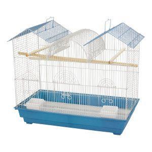 Prevue Pet Products Triple Roof Bird Cage Cages Petsmart Pet Bird Cage Bird Cage Parakeet