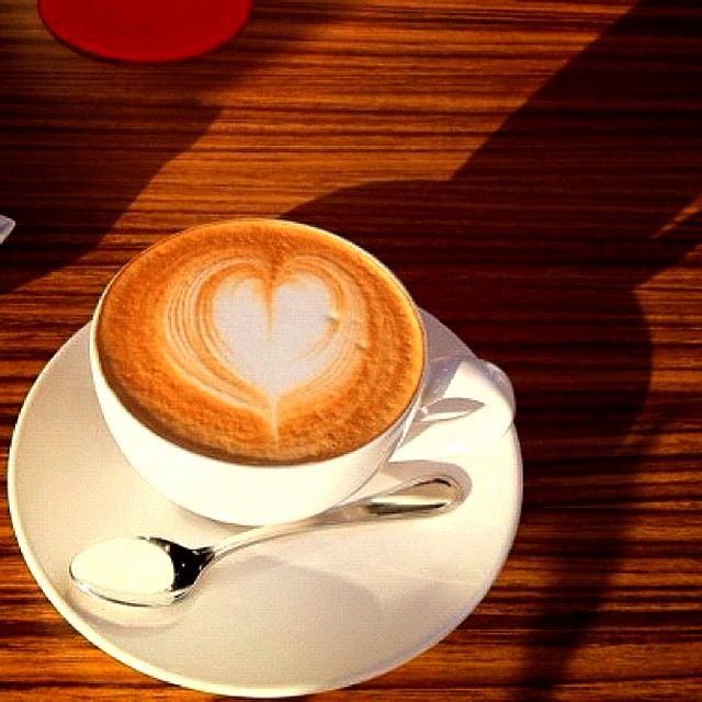 I love my coffee